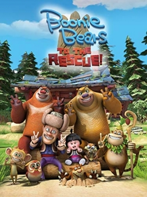 Boonie Bears: To the Rescue (2019) [Animation]